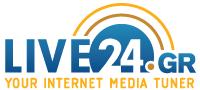 LIVE24.gr logo